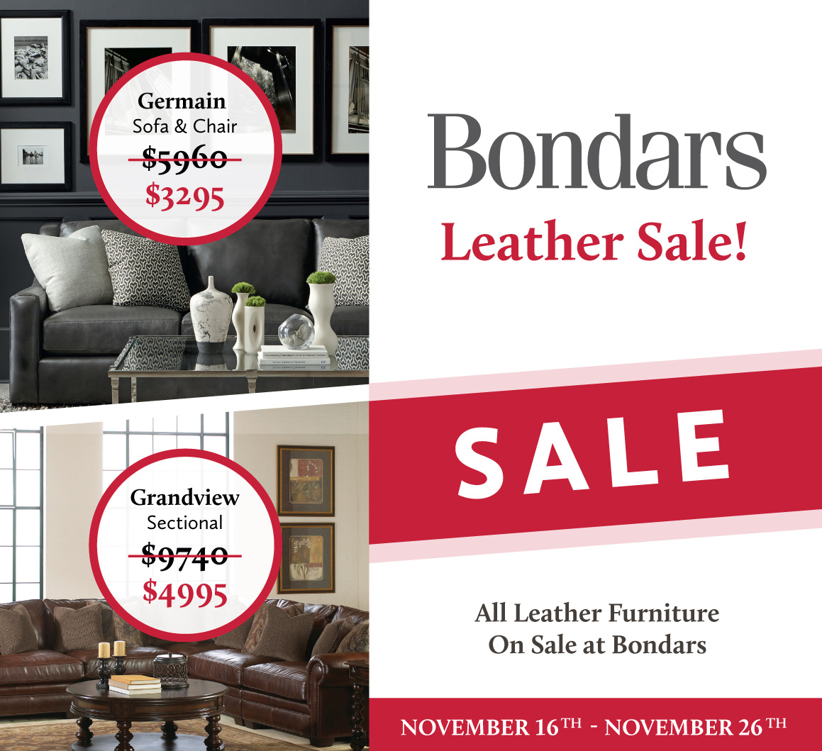 Leather Furniture Sale