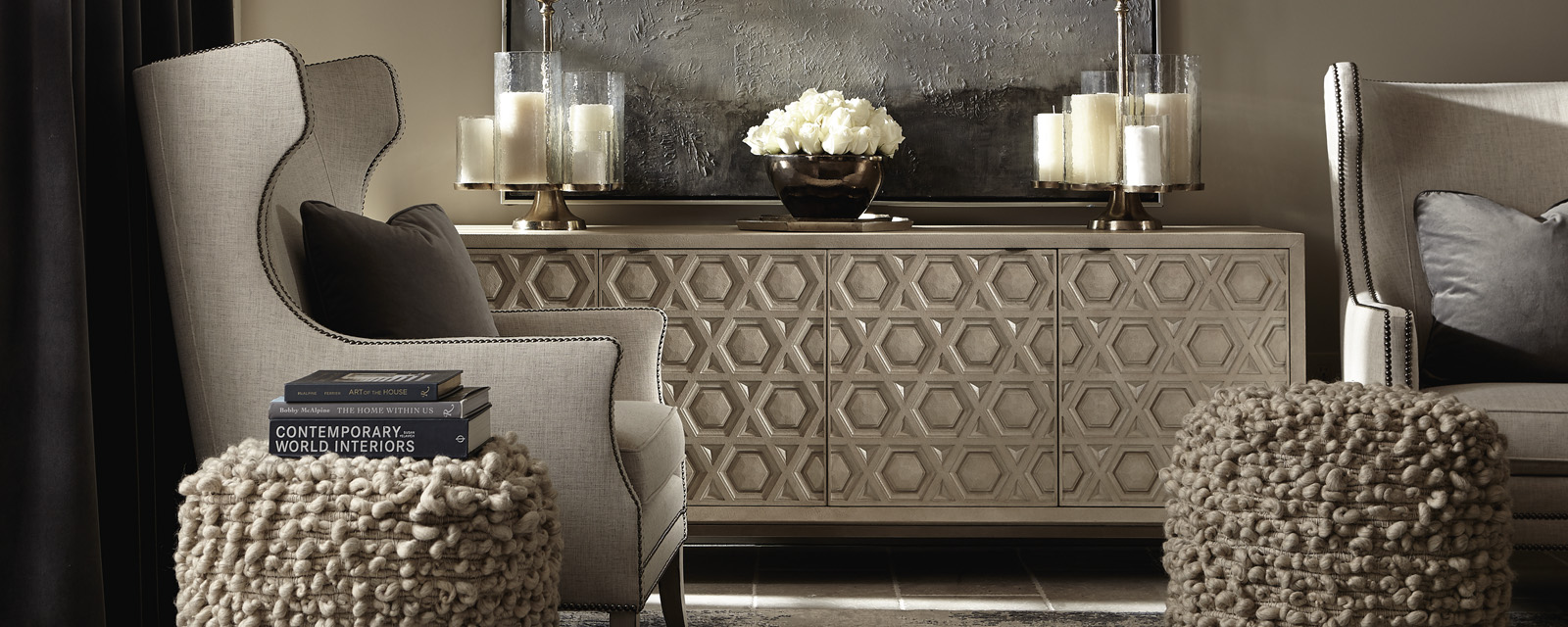 Calgary Console Table